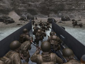 CoD created an amazing depiction of the Normandy landings, but how about we look at a new unexplored WW2 location?