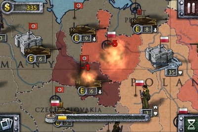 Top 10 iOS WW2 Strategy Games - WW2 flash games, WW2